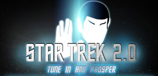Star Trek 2.0 - tune in and prosper