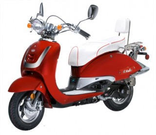 Il Bello Scooter 150cc