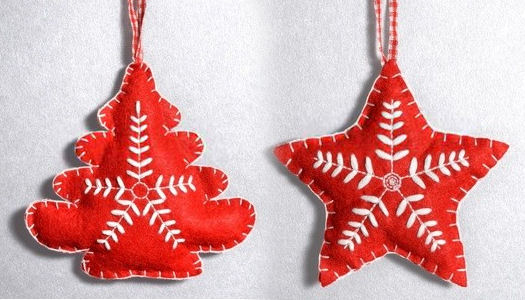 how-to-make-christmas-felt-ornaments