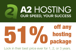 a2hosting discount code July 2015 SALE
